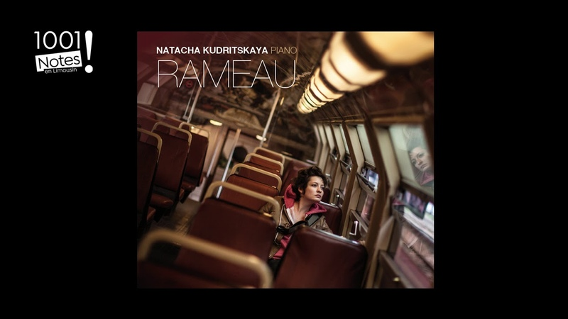 Rameau - Gavotte et six Doubles / Natacha Kudritskaya