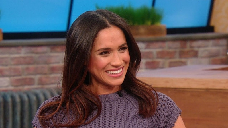 Meghan Markle Dishes on her now retired blog The Tig in 2015