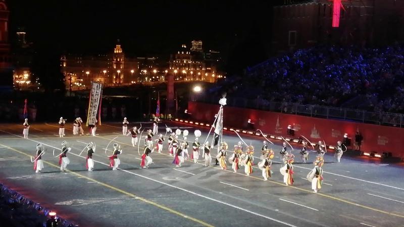 Музыкальная группа «Хан-нури», Южная Корея. Khan-Nuri Music Group, South Korea. 22.08.19