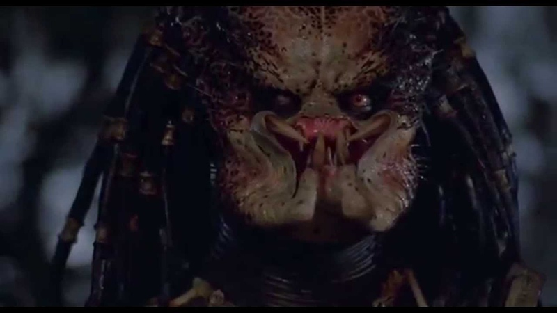 You're One Ugly Motherfucker! (Predator 1987) HD