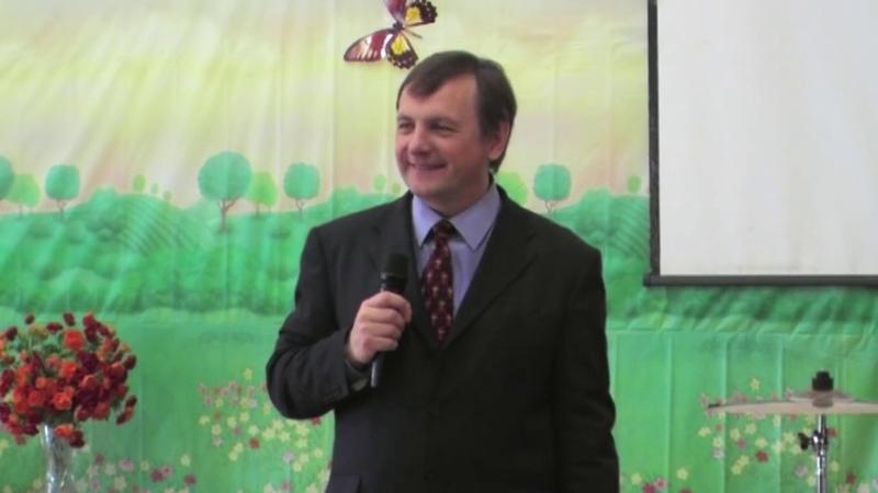ХАЛЕВ (1 часть) удивительная жизнь и служение верного служителя Божьего Проповедует Игорь Соловьёв