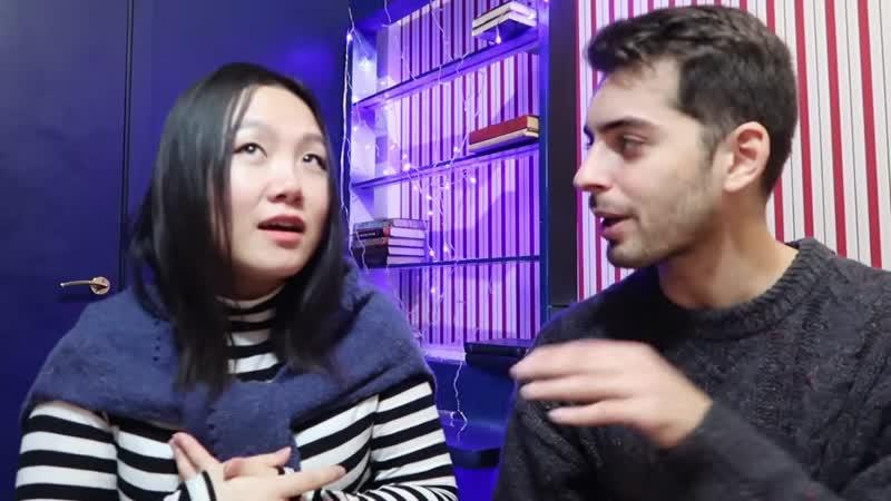 [Касё Гасанов] Сексизм в Китае, кто главный в семье, как мы познакомились?