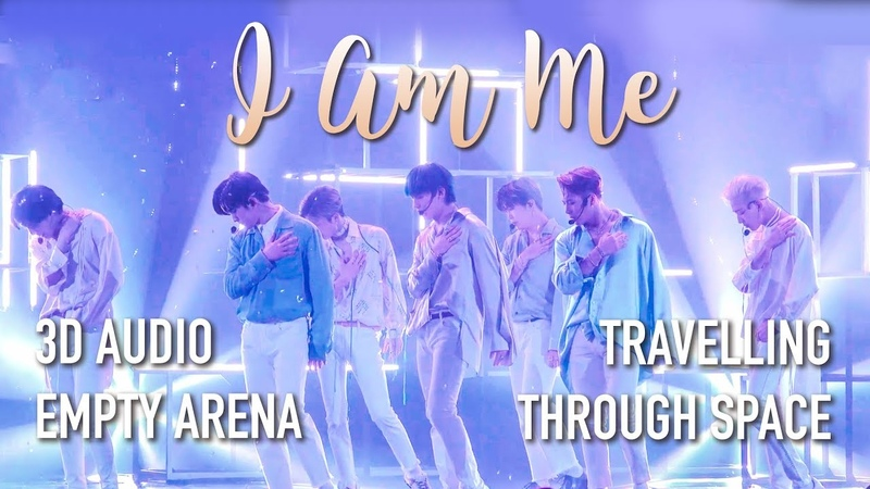 GOT7 - I Am Me (3D Empty Arena Traveling Through Space)