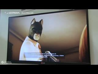 Blacksad under the skin gamescom 2019 footage (off-screen)