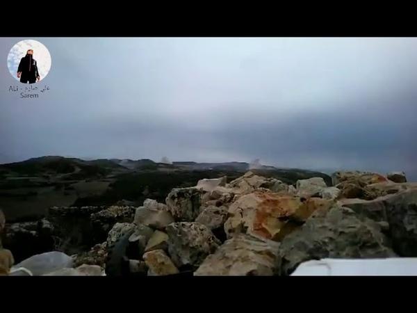 SYRIAN ARAB ARMY IN KABANI MOUNTAINS IN LATAKIA COUNTRYSIDE DAYS AGO 🇸🇾✌