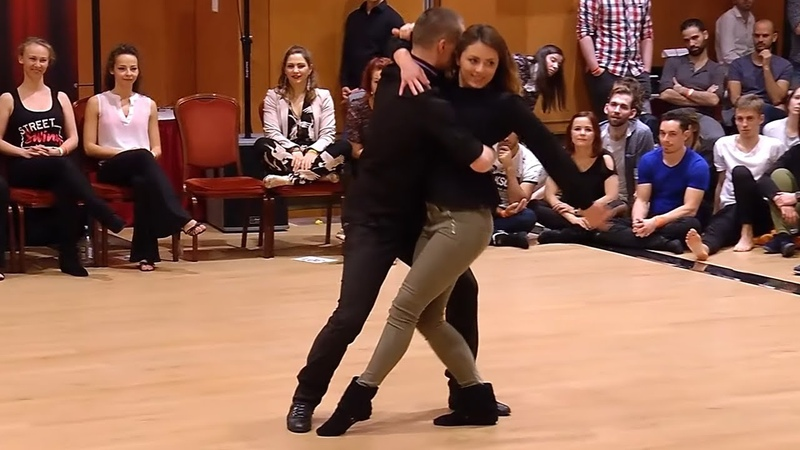 Piotr Lenart Angélique Pernotte All Stars Jack Jill Budafest 2018