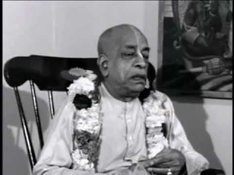 Кришна - Кто это Отвечает Шрила Прабхупада