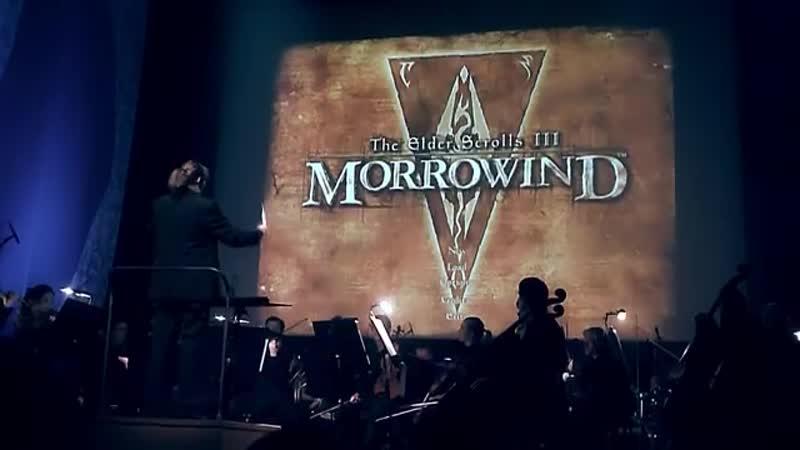 Исполнение темы TES III_ Morrowind Main Theme