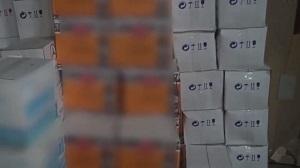 Оперативные съемки. Грузовик и склад с контрафактным алкоголем обнаружили в Липецке