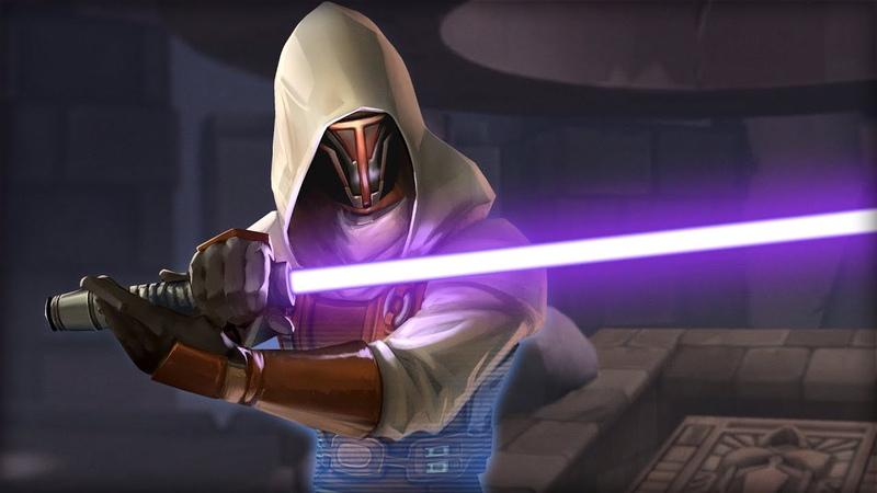 16.10.2019 SW GOH Revan vs Commander Luke Skywalker Star Wars: Galaxy of Heroes
