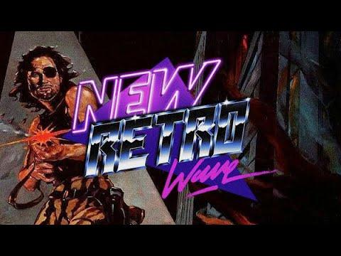 P L I S S K E N A NewRetroWave Mix 1 Hour Retrowave Dreamwave Outrun