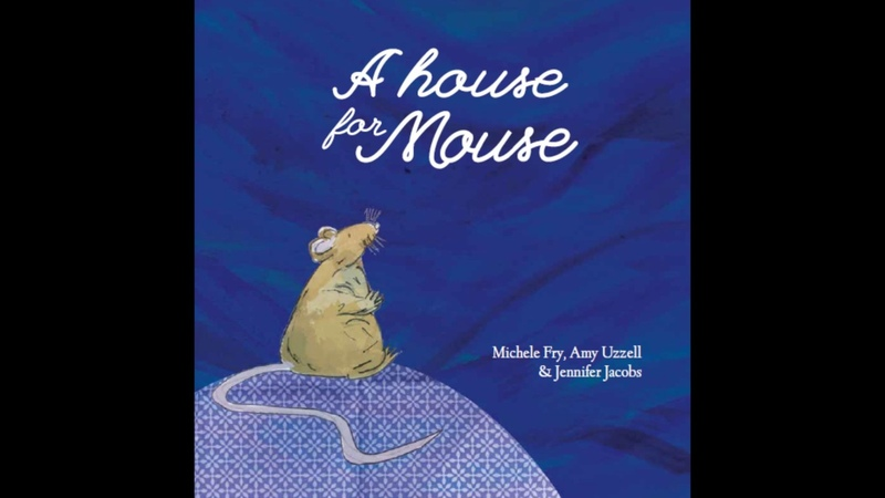 ENG A House For Mouse Bedtime Stories Children's Book Read Aloud
