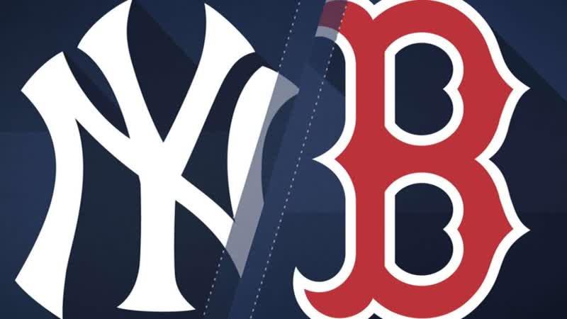 AL 07.09.2019 NY Yankees @ BOS Red Sox 2 4