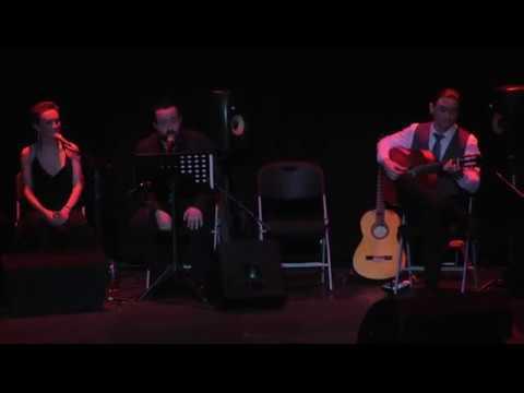 Flamencura 2020 Miguel Fernandez Lirios y rosas