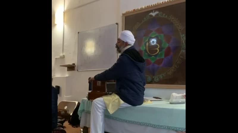 Парвиндер Сингх Кхалса обучение Наад йоге 2019 год