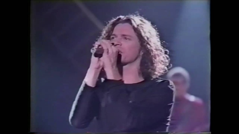 INXS - What You Need Bitter Tears - Arsenio Hall - 1991