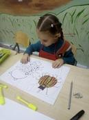 [id359832621|Наталия Приц] Кто такие насекомые? Графика. Акварельные маркеры. Придумываем жучков...с