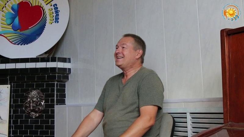 Лекция Божьева Евгения Николаевича в каминном зале от 8 09 2019