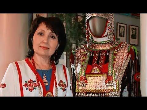 Людмила Балтаева / Чăваш халăх тумĕ / Чувашский костюм