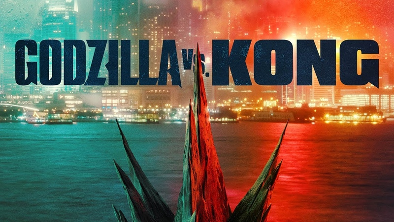 Godzilla vs Kong Official Trailer