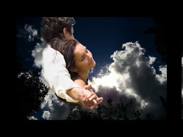 Красивая песня для души! Небо..Абдуллах и Мекка Борлаковы..