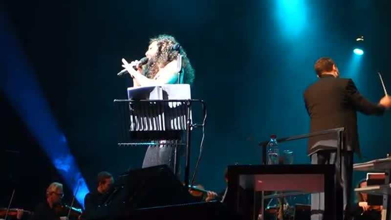 From Vienna With Love - Conchita Wurst - SOUND OF MUSIC - Stadthalle Wien 26.11.2019