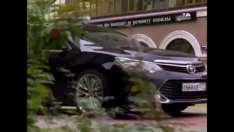 Toyota Camry 55 Komarov