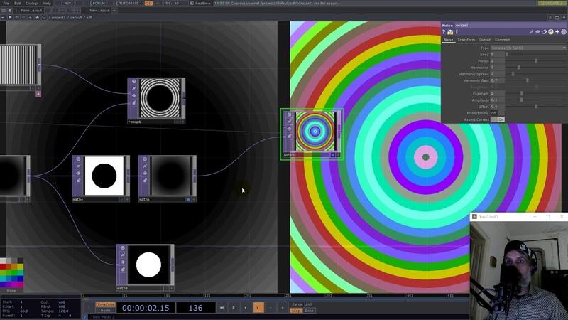 Visual glsl in Touchdesigner