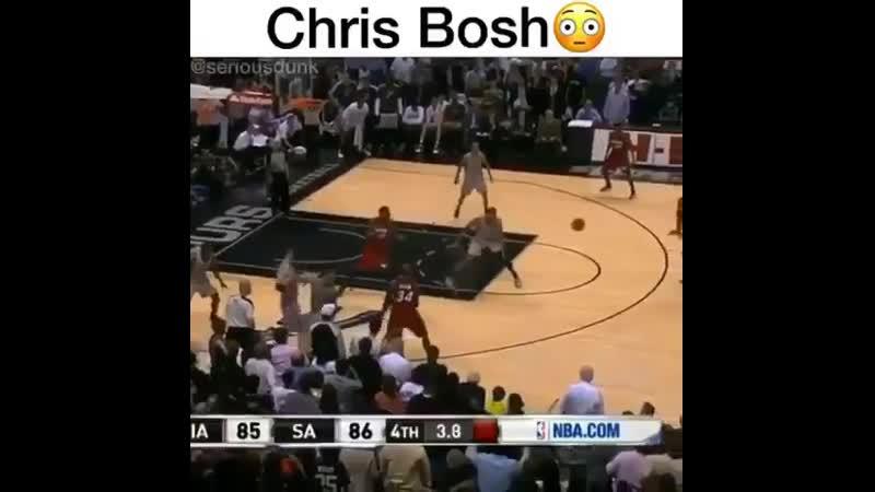 Крис Бош
