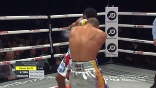 Roman Chocolatito Gonzalez vs Kal yafai HD Highlights