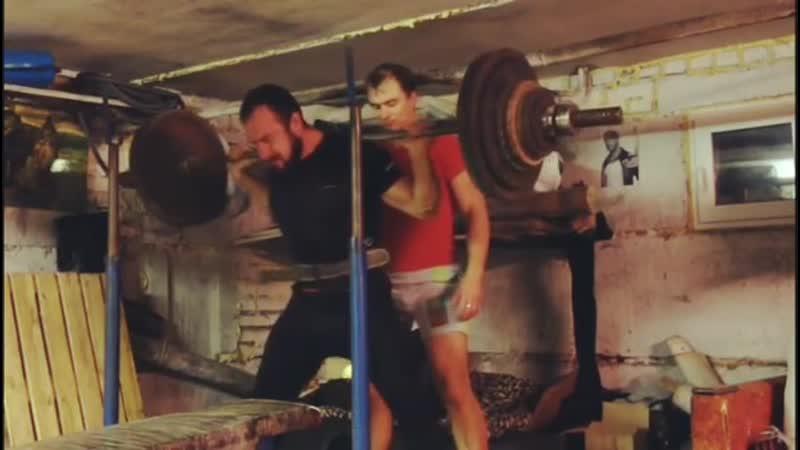 Решил по приседать 💪😀 192 5 кг 3 подход ещё могу что то 😁 Не каких бинтов и наколенников только Ramstein 😎💪🔥👍😀