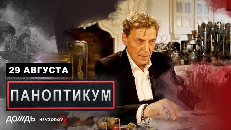 Секс, наркотики, РПЦ. Паноптикум на Rain.tv из студии Nevzorov.tv 29.08.19