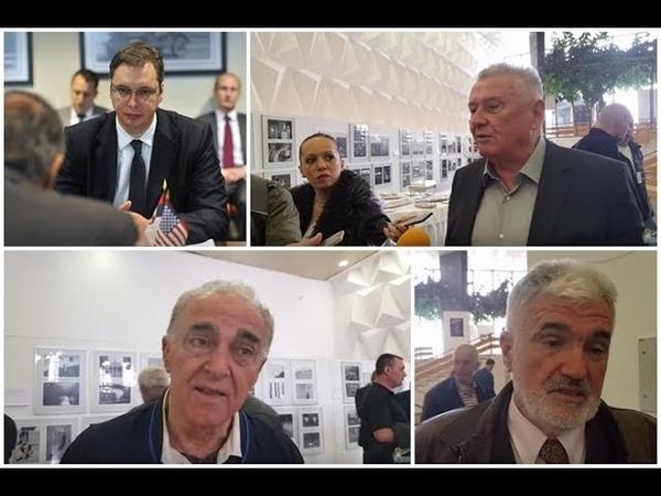 Sa Trga ustanka u ustanak Velja sabira patriote da ruši Vučićevu diktaturu
