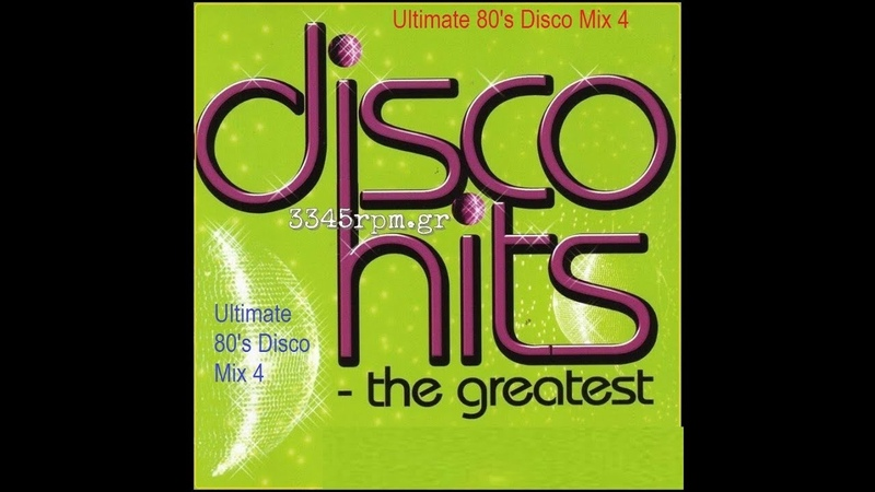 Ultimate 80's Disco Mix 4 (re-mix) by [Dj Miltos]