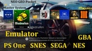 Mednafen на PS4. Эмулятор PS One, GBA, SNES, SEGA, NES, Master System на PlayStation 4.
