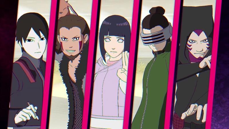 Naruto Ultimate Ninja Storm 4 Путь Боруто | НОВЫЙ ТРЕЙЛЕР DLC Киншики и Момошики!