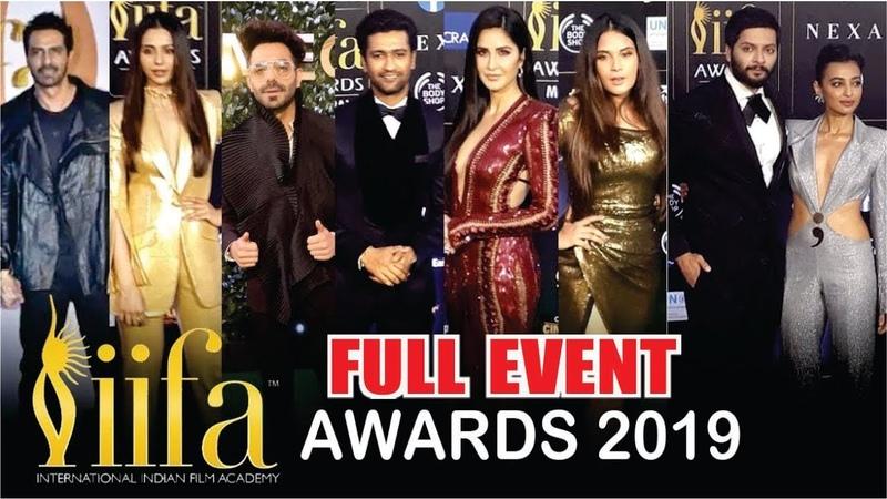 IIFA Rocks 2019 Full Video IIFA Awards Katrina Radhika Apte Richa Chadha Vicky Kaushal