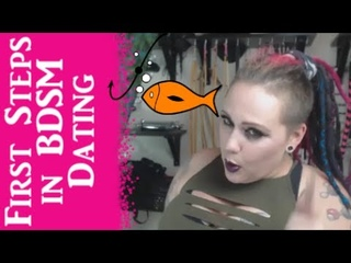 👣 First Steps to Finding a BDSM Partner 💏 or Kink Relationship 👫 - Kinky Dating #1 👬