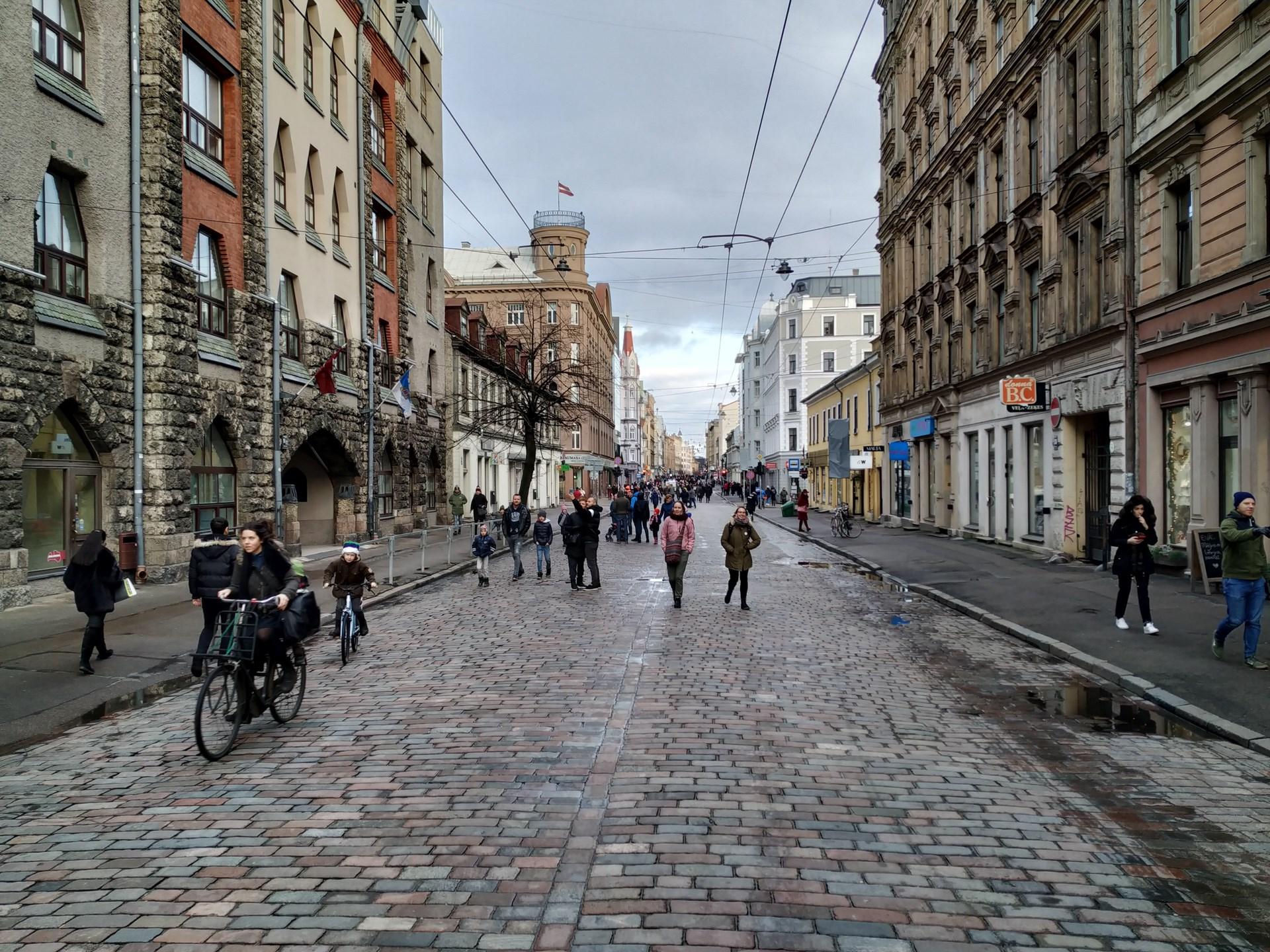 фото сообщества Город для людей (Рига)