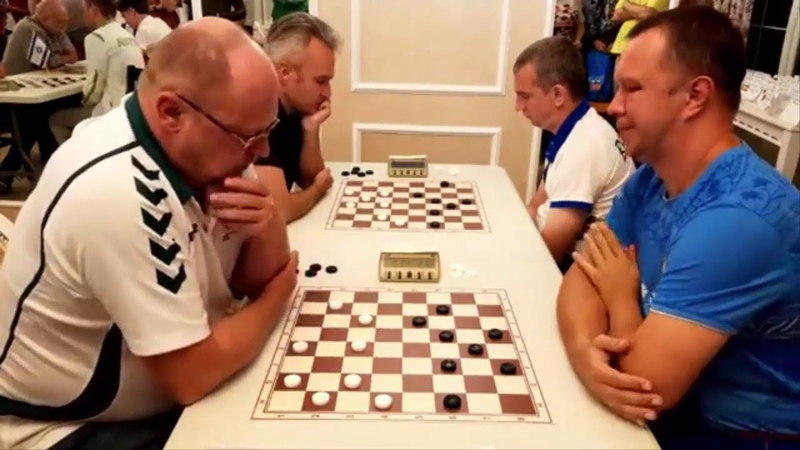 Норвайшас - Валюк. Чемпионат мира 2019 (блиц)