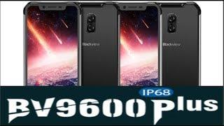 Blackview BV9600 Plus ▶ 6GB RAM 128GB ROM Защищенный смартфон с IP68 Копия