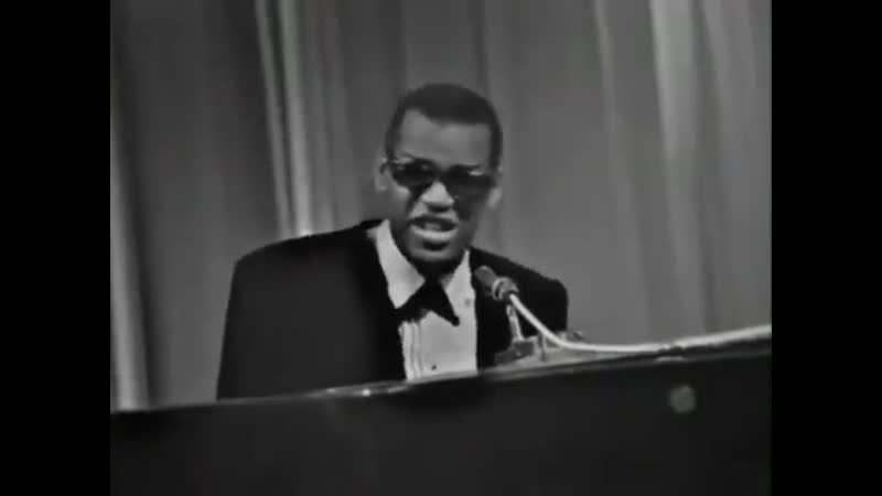 Ray Charles What'd I Say live