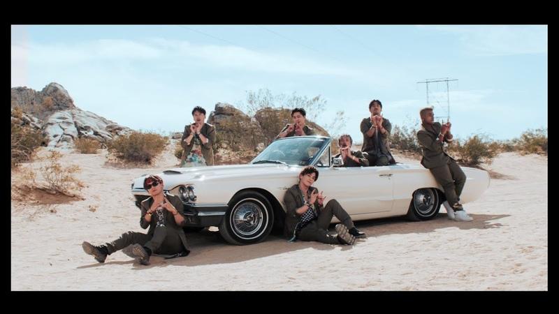 三代目 J SOUL BROTHERS from EXILE TRIBE 「Movin' on」ドライブダンスムービー