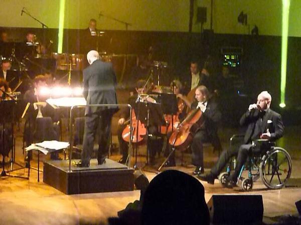 MONO INC. - KEIN WEG ZU WEIT live Orchestral Version GOTHIC MEETS KLASSIK 2014