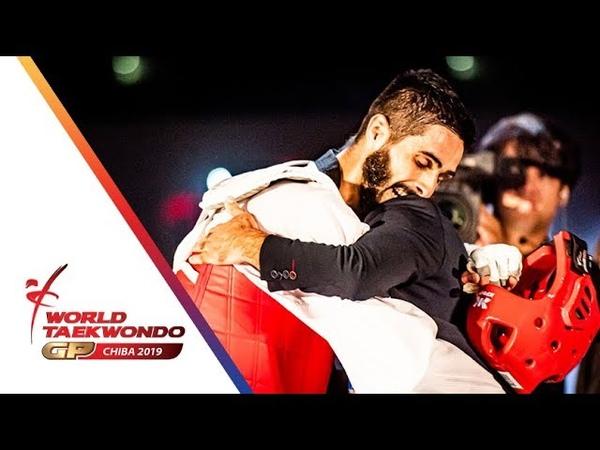 Chiba 2019 GP M 80kg Final BEIGI HARCHEGANI Milad AZE vs KHRAMTCOV Maksim RUS