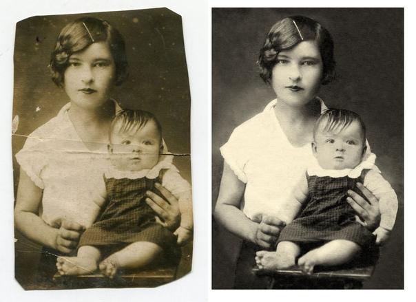 павлодар реставрация старых фотографий свиту некоторых
