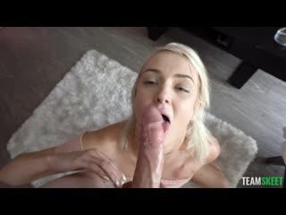 [TeamSkeet] Zoe Sparx - My Favorite Thing [2020, All Sex, Blonde, Tits Job, Big Tits, Big Areolas, Big Naturals, Blowjob]