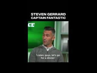 Steven gerrard − captain fantastic
