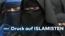 FRANKREICH: Emmanuel Macron sagt islamistischer Abschottung den Kampf an