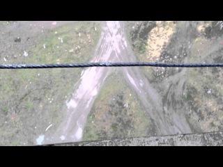 Прыжок тандемом с Чёртова моста